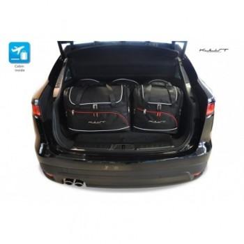 Kit valigie su misura per Jaguar F-Pace
