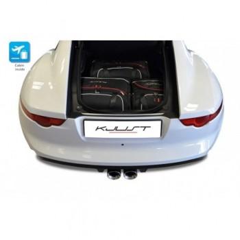 Kit valigie su misura per Jaguar F-Type