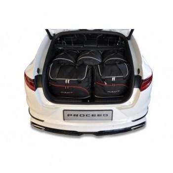 Kit valigie su misura per Kia Pro Ceed (2019 - adesso)