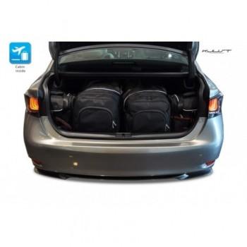 Kit valigie su misura per Lexus GS
