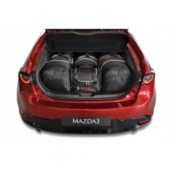 Kit valigie su misura per Mazda 3 (2017 - adesso)