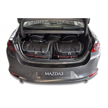Kit valigie su misura per Mazda 3 berlina (2017 - adesso)
