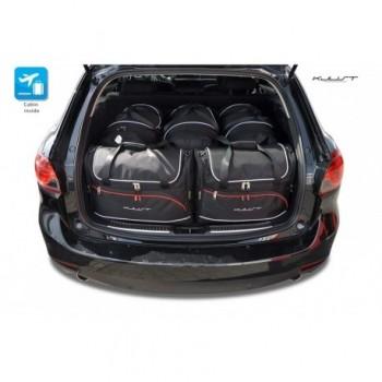 Kit valigie su misura per Mazda 6 Wagon (2013 - 2017)