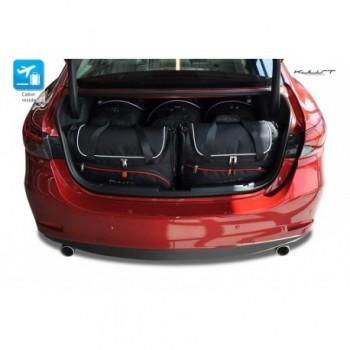Kit valigie su misura per Mazda 6 berlina (2013 - 2017)