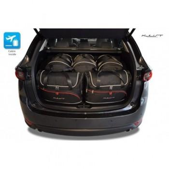 Kit valigie su misura per Mazda CX-5 (2017 - adesso)