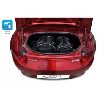 Kit valigie su misura per Mazda MX-5 (2015 - adesso)