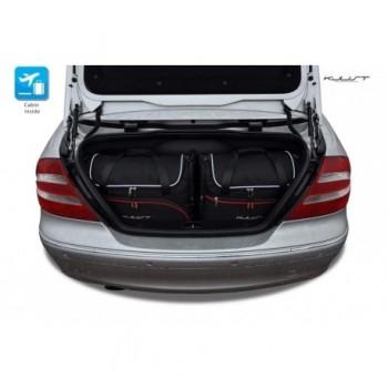 Kit valigie su misura per Mercedes CLK A209 Cabriolet (2003 - 2010)