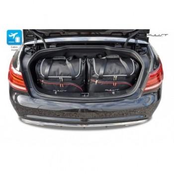 Kit valigie su misura per Mercedes Classe E A207 Restyling Cabriolet (2013 - 2017)