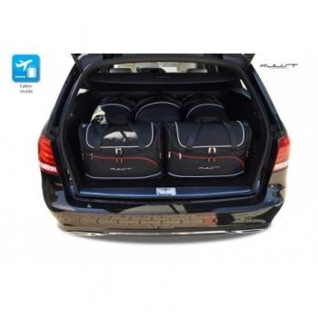 Kit valigie su misura per Mercedes Classe E S212 touring (2009 - 2013)