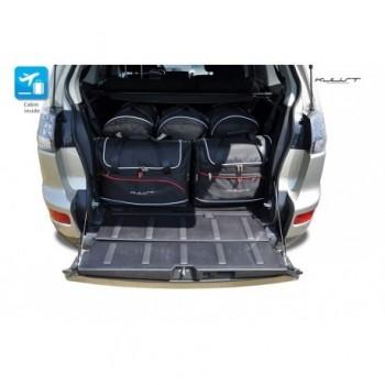Kit valigie su misura per Mitsubishi Outlander 5 posti (2007 - 2012)
