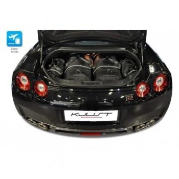 Kit valigie su misura per Nissan GT-R
