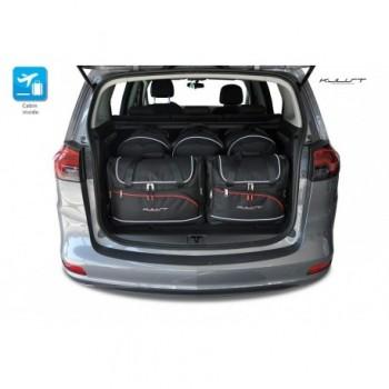 Kit valigie su misura per Opel Zafira C (2012 - 2018)