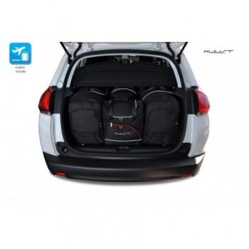 Kit valigie su misura per Peugeot 2008 (2013 - 2016)