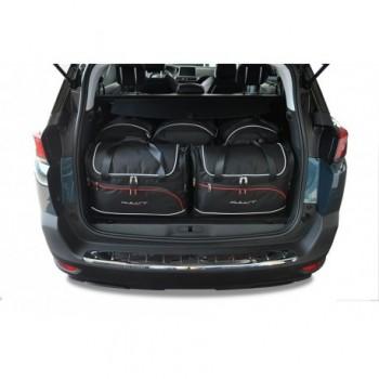 Kit valigie su misura per Peugeot 5008 5 posti (2017 - adesso)