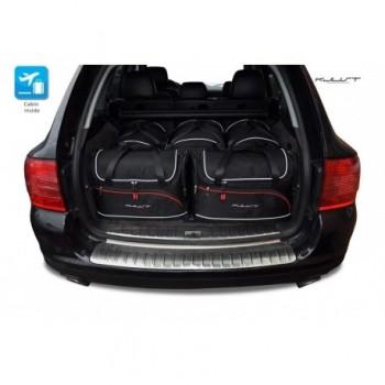 Kit valigie su misura per Porsche Cayenne 9PA Restyling (2007 - 2010)