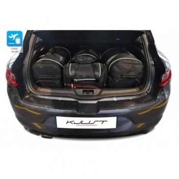 Kit valigie su misura per Renault Megane 5 porte (2016 - adesso)