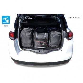 Kit valigie su misura per Renault Scenic (2016 - adesso)