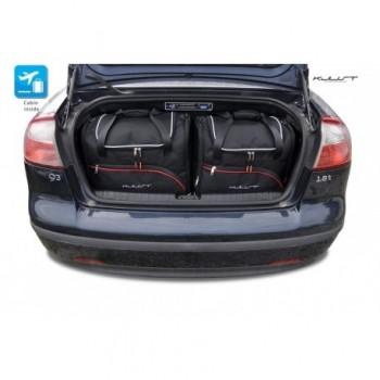 Kit valigie su misura per Saab 9-3 Cabriolet (2003 - 2007)