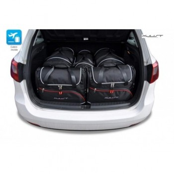 Kit valigie su misura per Seat Ibiza ST (2008-2018)