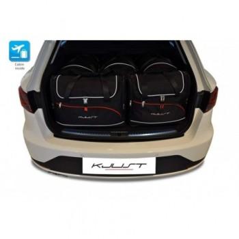 Kit valigie su misura per Seat Leon MK3 touring (2012 - 2018)