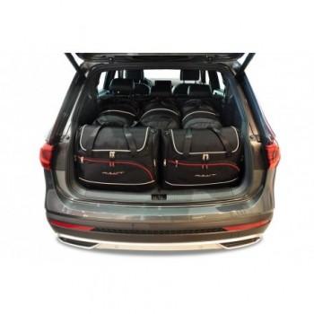 Kit valigie su misura per Seat Tarraco