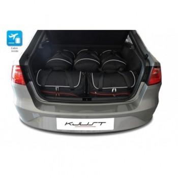 Kit valigie su misura per Seat Toledo MK4 (2009 - 2018)