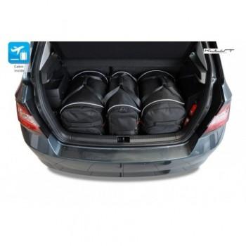 Kit valigie su misura per Skoda Fabia Hatchback (2015 - adesso)