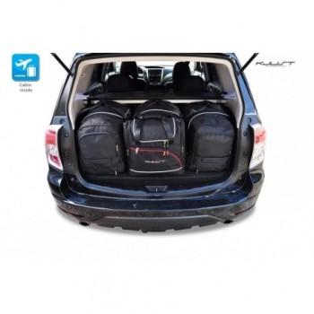 Kit valigie su misura per Subaru Forester (2008 - 2013)