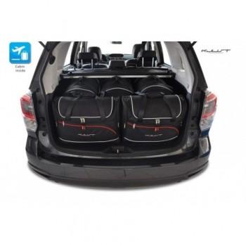 Kit valigie su misura per Subaru Forester (2013 - 2016)