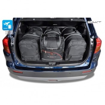 Kit valigie su misura per Suzuki Vitara (2014 - adesso)