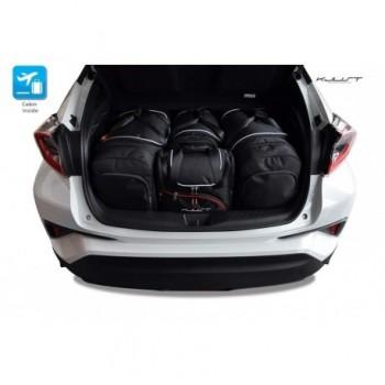 Kit valigie su misura per Toyota C-HR
