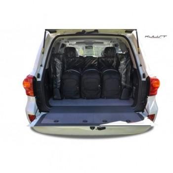 Kit valigie su misura per Toyota Land Cruiser 150 lungo (2009-adesso)