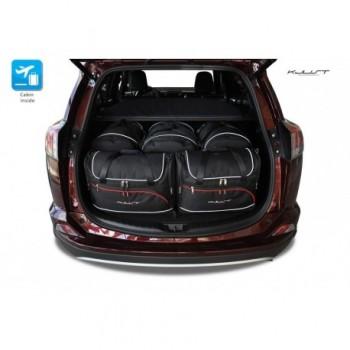 Kit valigie su misura per Toyota RAV4 (2013 - adesso)