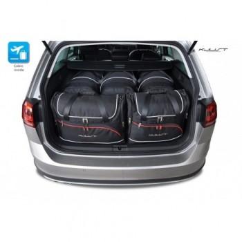 Kit valigie su misura per Volkswagen Golf 7 touring (2013 - adesso)