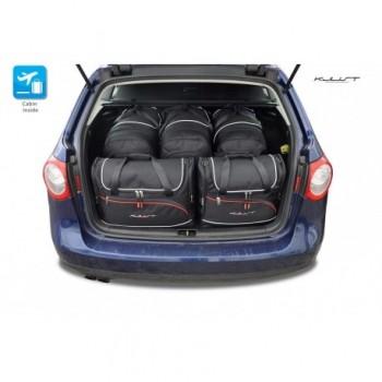Kit valigie su misura per Volkswagen Passat B6 touring (2005 - 2010)