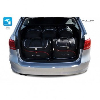 Kit valigie su misura per Volkswagen Passat B7 touring (2010 - 2014)