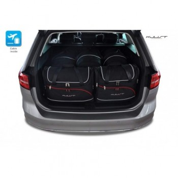 Kit valigie su misura per Volkswagen Passat B8 touring (2014 - adesso)