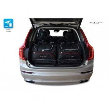 Kit valigie su misura per Volvo XC90 5 posti (2015 - adesso)