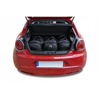 Kit valigie su misura per Alfa Romeo Mito