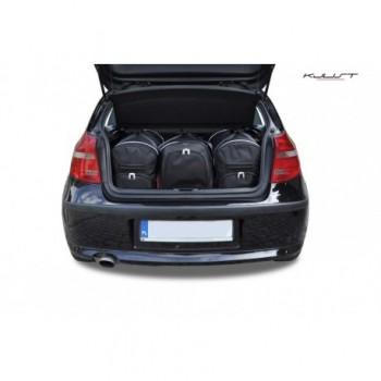 Kit valigie su misura per BMW Serie 1 E81 3 porte (2007 - 2012)