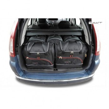 Kit valigie su misura per Citroen C4 Grand Picasso (2006 - 2013)