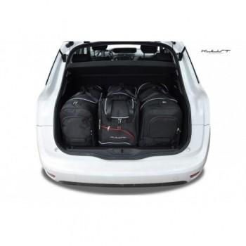 Kit valigie su misura per Citroen C4 Picasso (2013 - adesso)