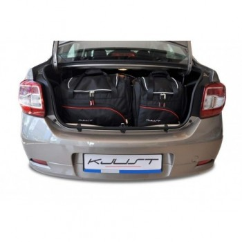Kit valigie su misura per Dacia Logan (2013 - 2016)