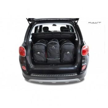 Kit valigie su misura per Fiat 500 L (2012 - adesso)