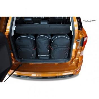 Kit valigie su misura per Ford EcoSport (2017 - adesso)