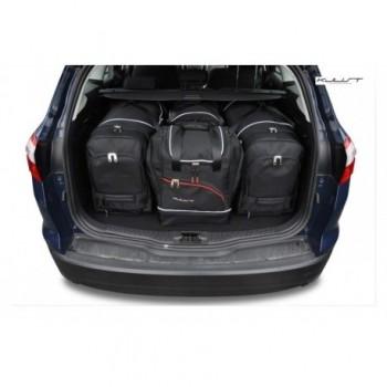 Kit valigie su misura per Ford Focus MK3 touring (2011 - 2018)