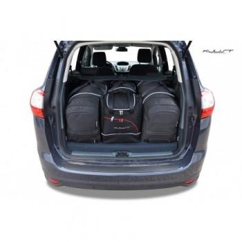 Kit valigie su misura per Ford C-MAX Grand (2010 - 2015), 7 posti