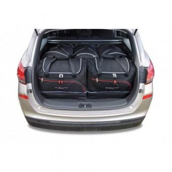 Kit valigie su misura per Hyundai i30 touring (2017 - adesso)