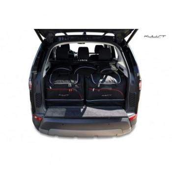 Kit valigie su misura per Land Rover Discovery 5 posti (2017 - adesso)