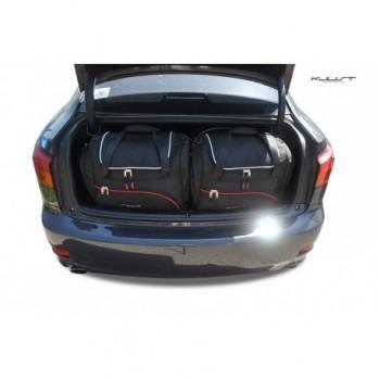 Kit valigie su misura per Lexus IS (2005 - 2013)